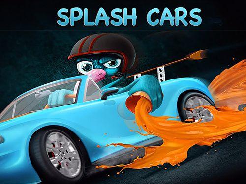 логотип Красочные автомобили