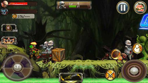 Zombie assassin: Undead rising für Android