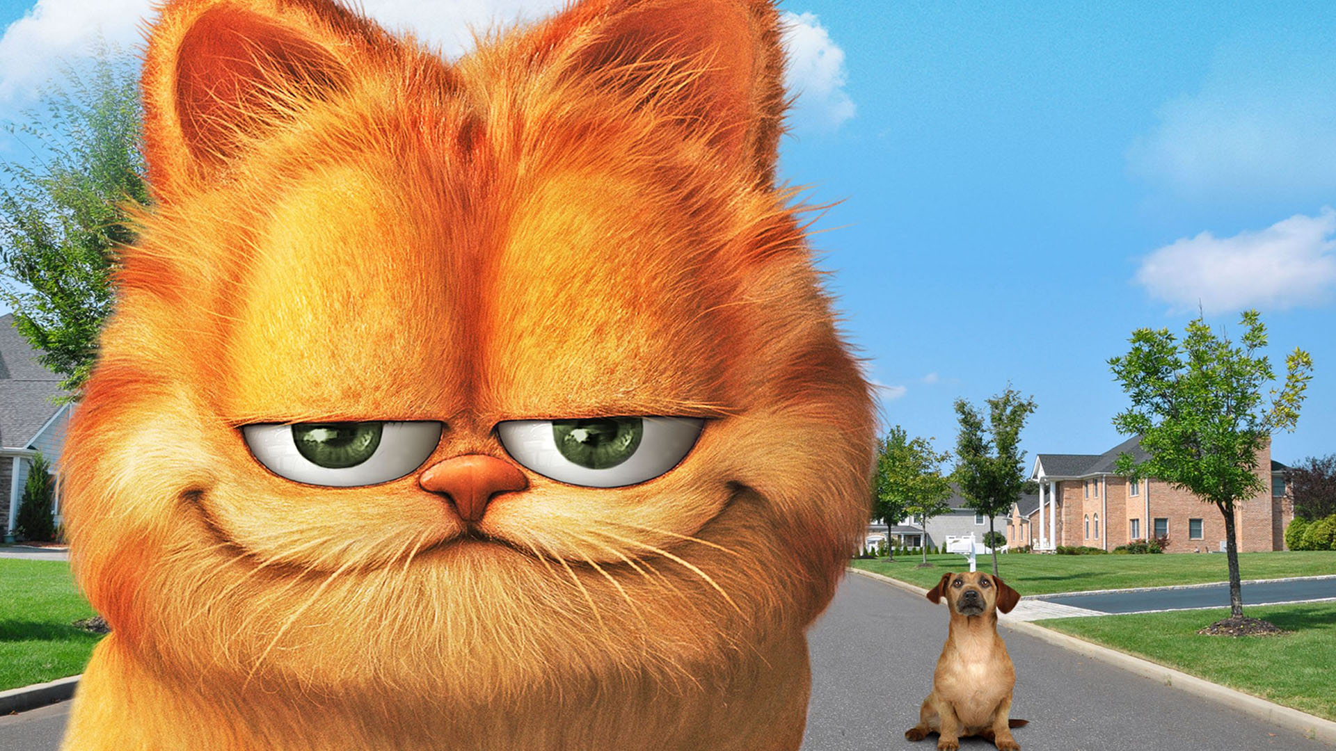 new games about Garfield for Android