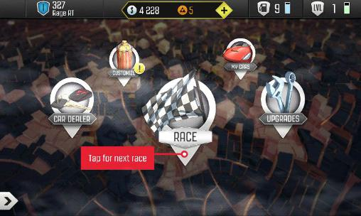 Corridas Top speed: Drag and fast racing experience para smartphone