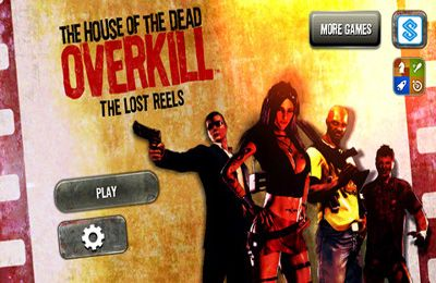logo The House of the Dead: Overkill - The Lost Reels