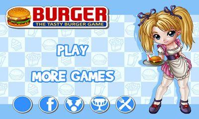 Arcade-Spiele Burger für das Smartphone
