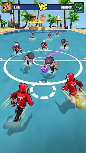 Basketball strike для Android