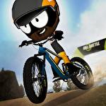 Stickman bike battle ícone