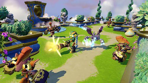 Jeux d'action Skylanders: Superсhargers