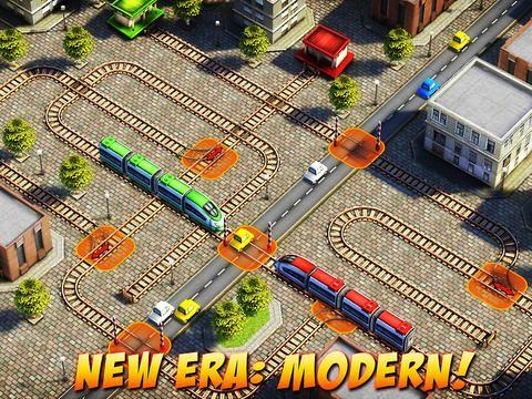 Eisenbahnkrise Plus für iPhone