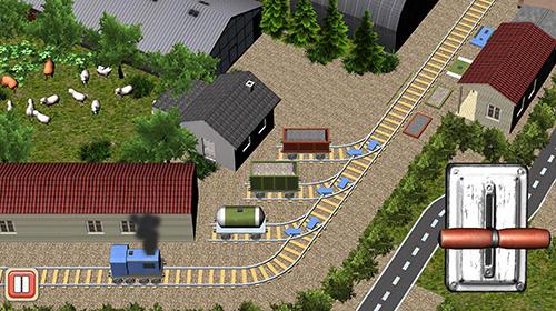 Train puzzle für Android