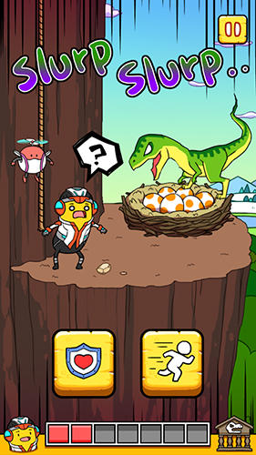 Banatoon 2: Jurassic world! pour Android