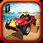 Buggy stunts 3D: Beach mania ícone