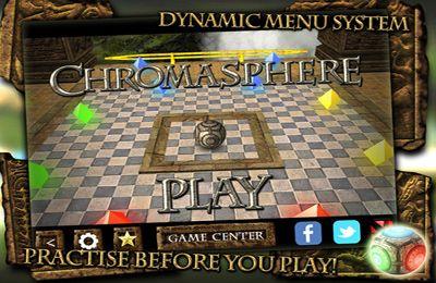 Chromasphere for iPhone