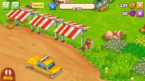 Wirtschaftsspiele Top farm auf Deutsch
