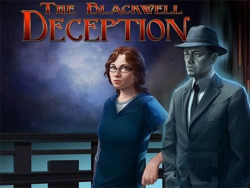 Captura de tela Blackwell 4: Engano no iPhone