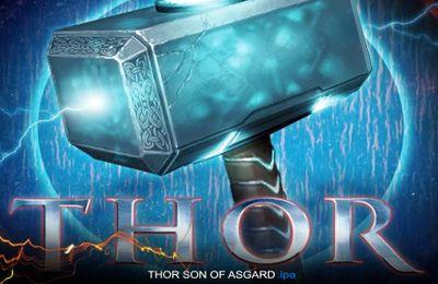 logo Thor: Sohn von Asgard