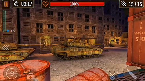 Combat battlefield: Black ops 3 для Android