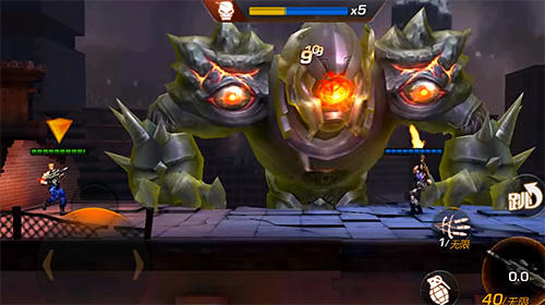 Garena contra: Return screenshot 4