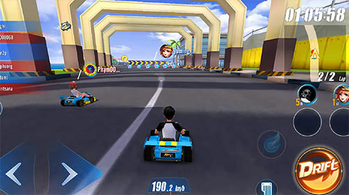 Garena speed drifters für Android