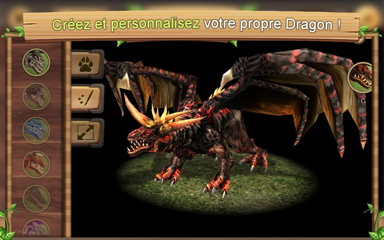 Dragon Sim Online: Be A Dragon pour Android