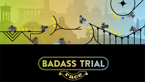 logo Badass trial race