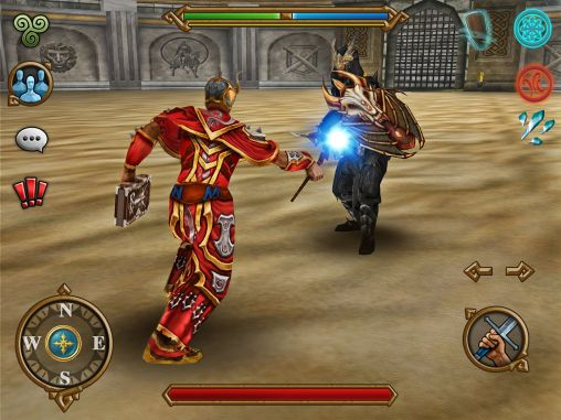 Highland warriors für Android
