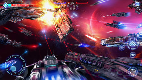 Star forces: Space shooter für Android
