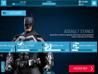 Batman: Arkham Origins in Russian