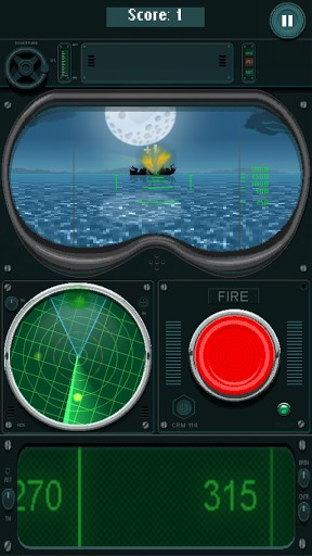 You sunk: Submarine game para Android