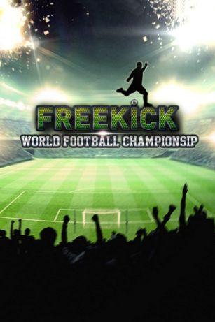 Freekick: World football championship capture d'écran