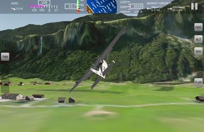 Simulador de vuelos FS para iPhone gratis