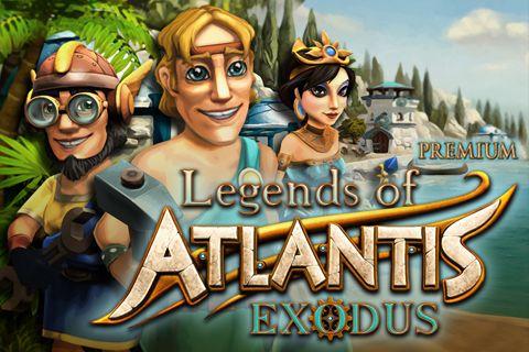 标志Legends of Atlantis: Exodus premium