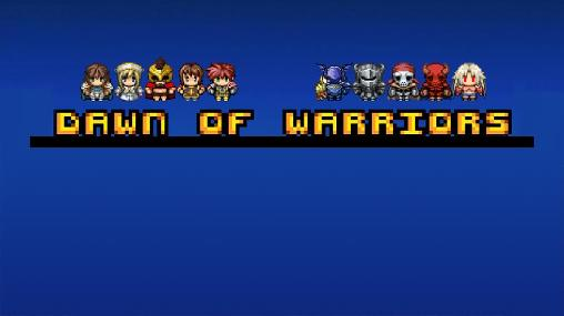Dawn of warriors Screenshot