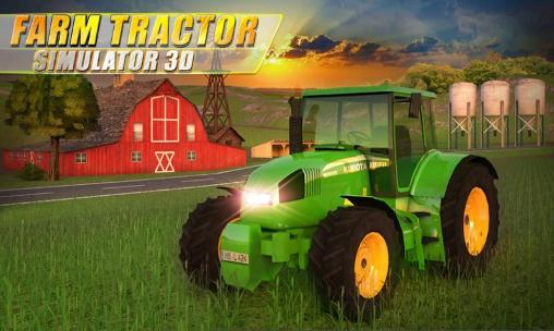 Farm tractor simulator 3D captura de tela 1