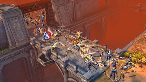 RPG Chaos legends. East legends für das Smartphone