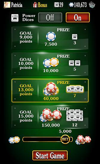 Farkle: Golden dice game für Android