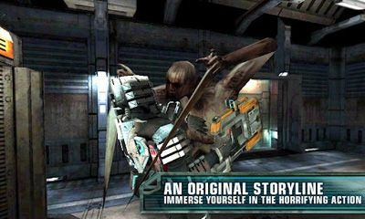 Third-person shooter games Dead space in English