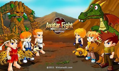 Avatar Fight - MMORPG скриншот 1