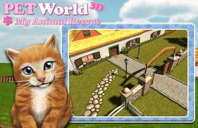 logo Tierwelt 3D: Mein Tierheim
