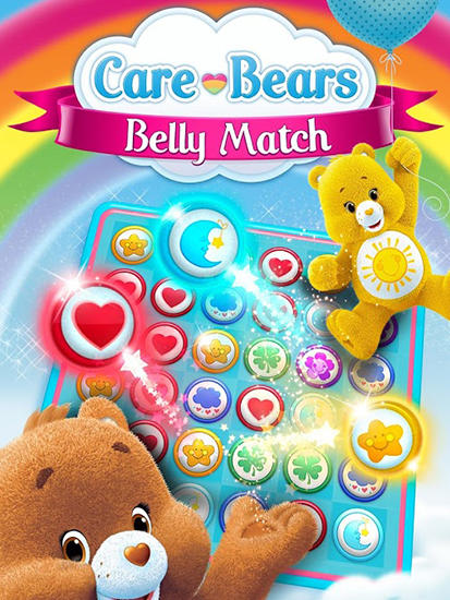 Care bears: Belly match icono