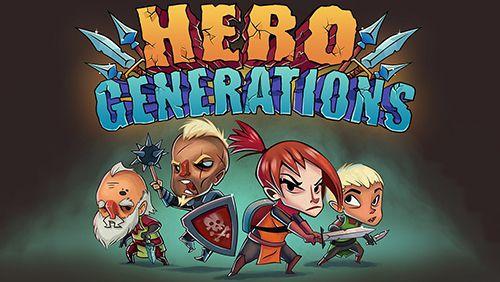 logo Generación de héroes