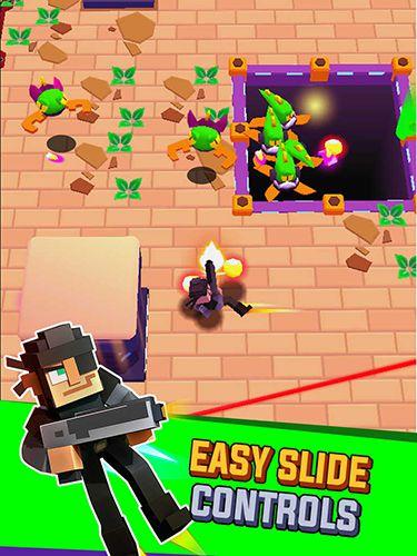 Arcade-Spiele: Lade Hektischer Schütze auf dein Handy herunter