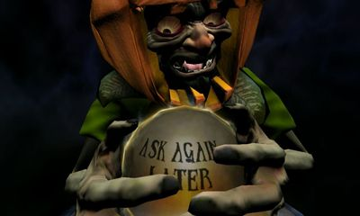 The Amazing Fortune Teller 3D Screenshot