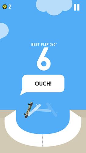 Hard skating: Flip or flop screenshot 2