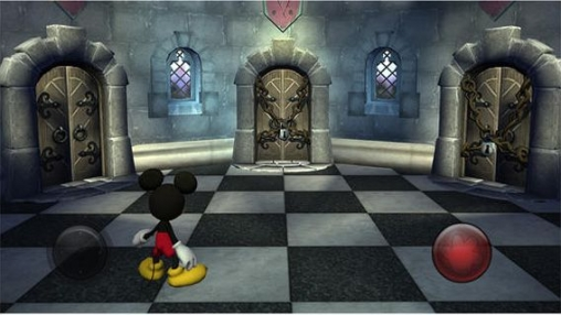 Castle of Illusion Starring Mickey Mouse for iPhone for free