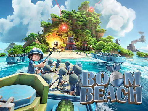 logo Boom Beach