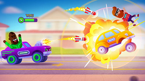 Racemasters: Сlash of cars для Android