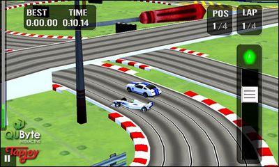 HTR High Tech Racing auf Deutsch