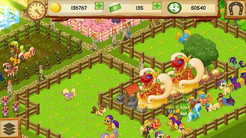 Pony park tycoon für Android