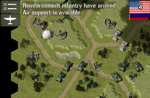 Танковый бой: 1944 для iPhone бесплатно