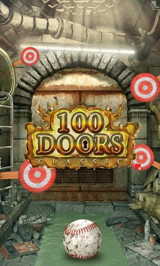 100 doors: Classic capture d'écran 1