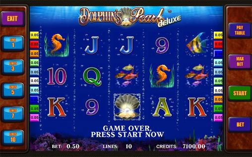 Vulkan deluxe: Slots casino screenshot 1