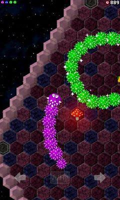 Arcade-Spiele Crazy Snake für das Smartphone